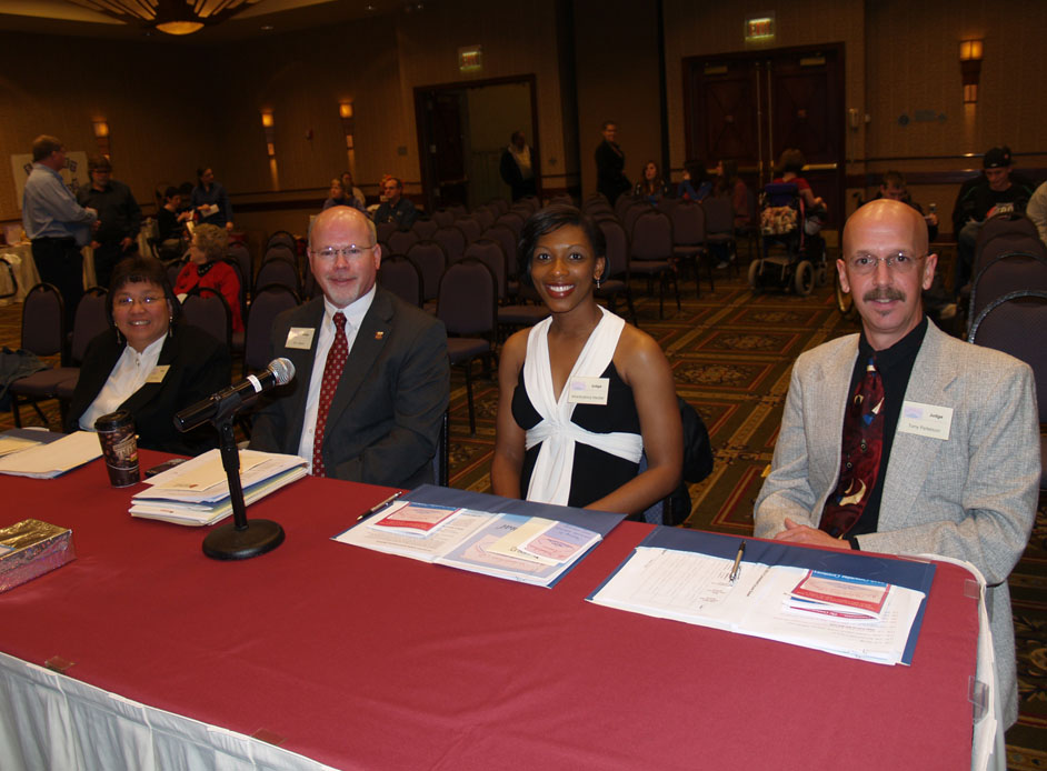 Panel of judges